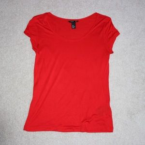 H&M Red tee